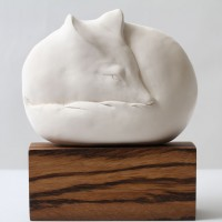 Artic Fox, Ceramic