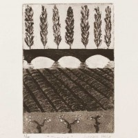 France, Etch/Aquatint